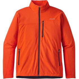 Patagonia M's Wind Shield Jacket Paintbrush Red